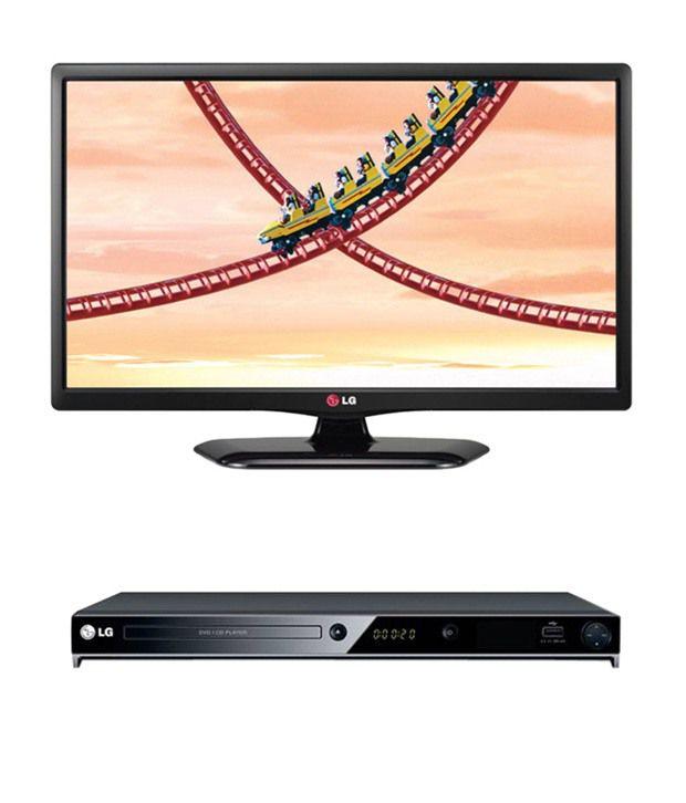 buy lg 22lb452a 55 cm 22 hd ready slim led television. Black Bedroom Furniture Sets. Home Design Ideas