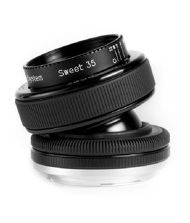 Lensbaby Composer Pro With Sweet 35 Optic For Nikon Digital Slr