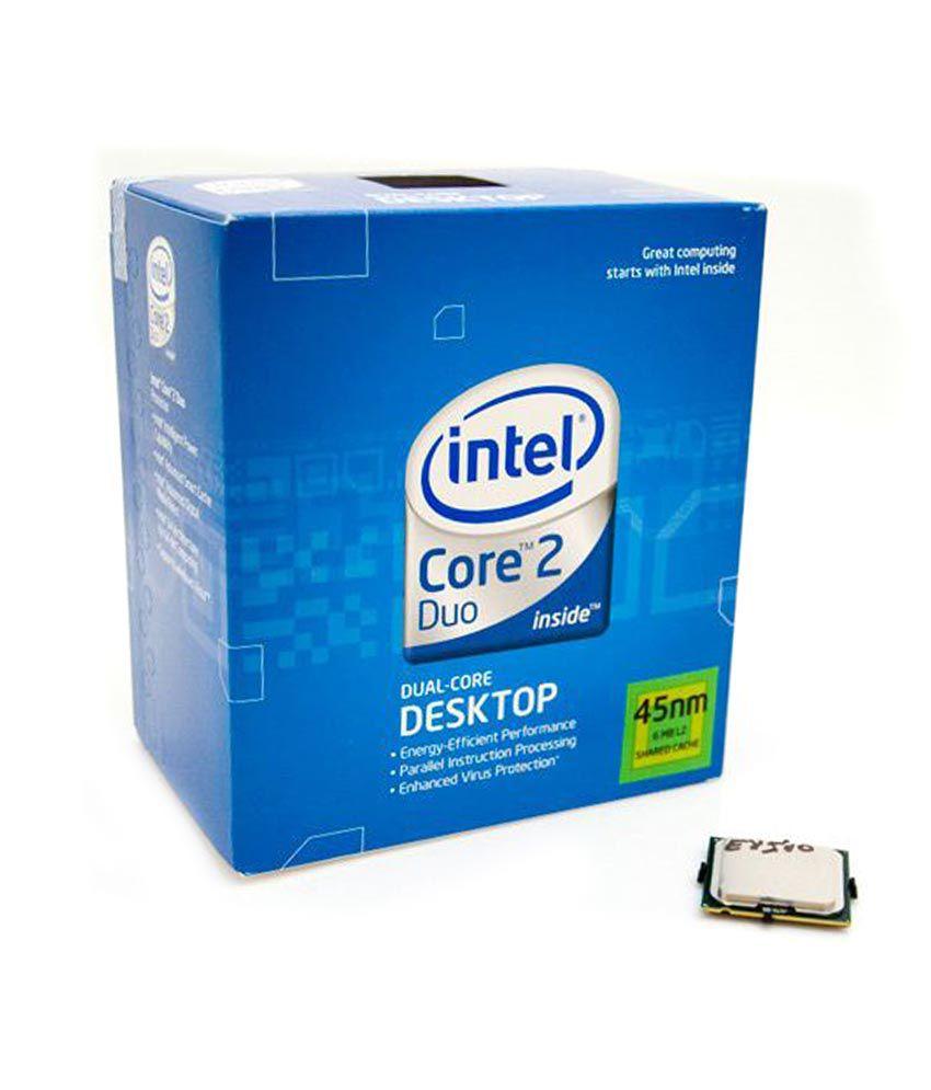 Intel Core2duo 1.86 Ghz Processor