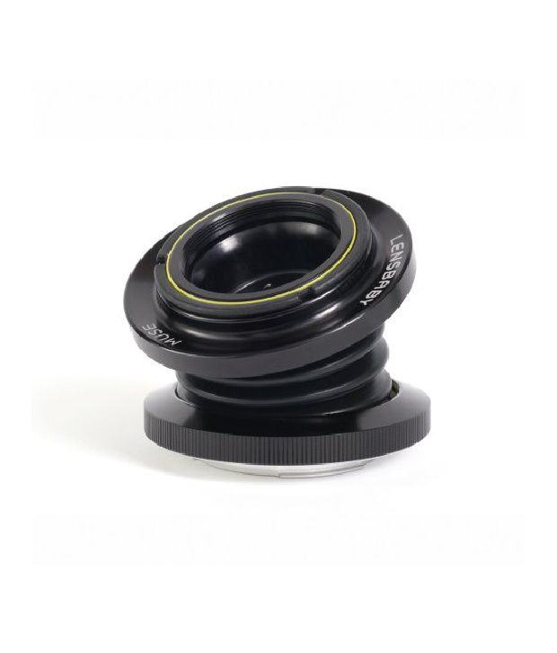 Lensbaby The Muse Double Glass For Nikon F Mount Digital Slr Cameras