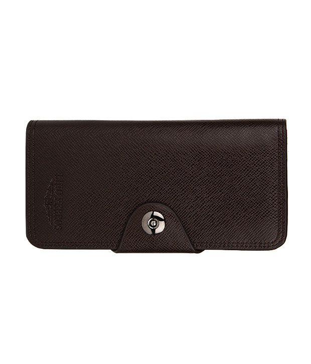 Lino Perros Lwpr00216-brown Brown Clutch