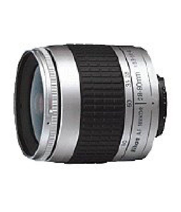 Nikon 28-80mm F/3.3-5.6g Autofocus Nikkor Zoom Lens (silver)
