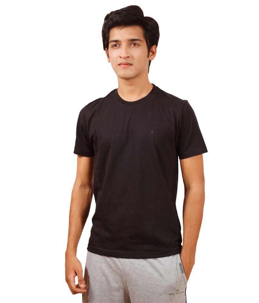 Tryd Black T-shirts