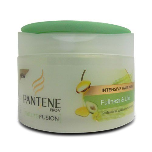 Pantene Nature Fusion Fullness Life Intensive Hair Mask 135 Ml