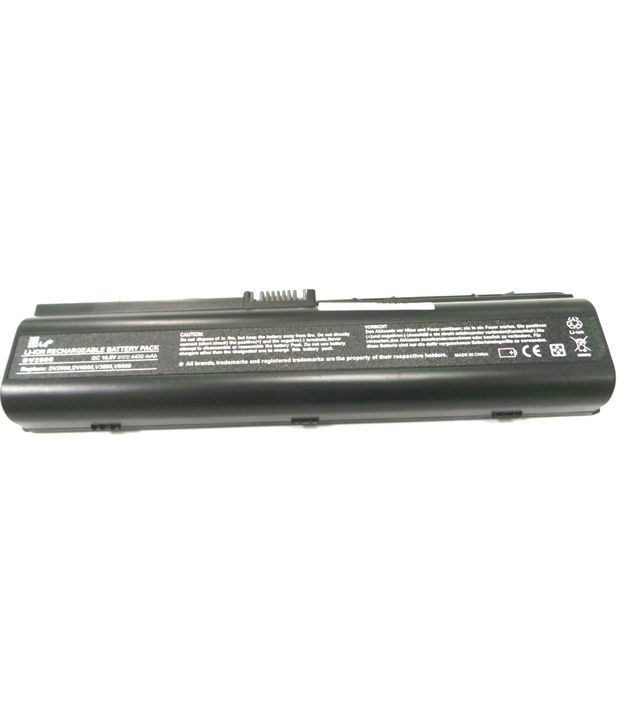 4d Hp Hstnn-w34c 6 Cell Laptop Battery
