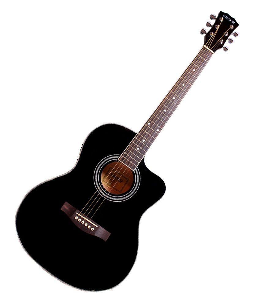bronz 39 cutaway acoustic guitar black free gig bag buy bronz 39 cutaway acoustic. Black Bedroom Furniture Sets. Home Design Ideas