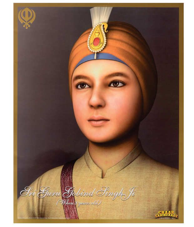 Chaar Sahibzaade Set Of 10 Rare Posters Buy Chaar
