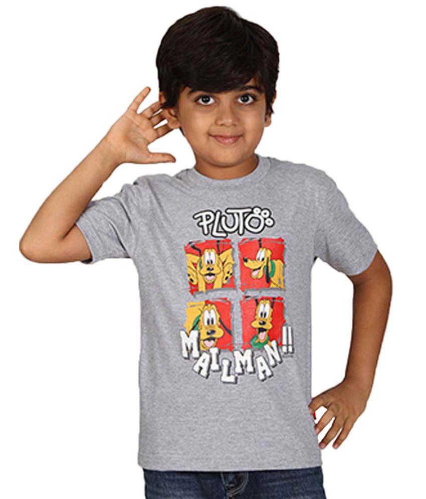 Disney gray graphic t shirt for kids buy disney gray for Graphic t shirts for kids