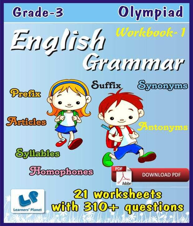 Grade 1 english grammar book pdf