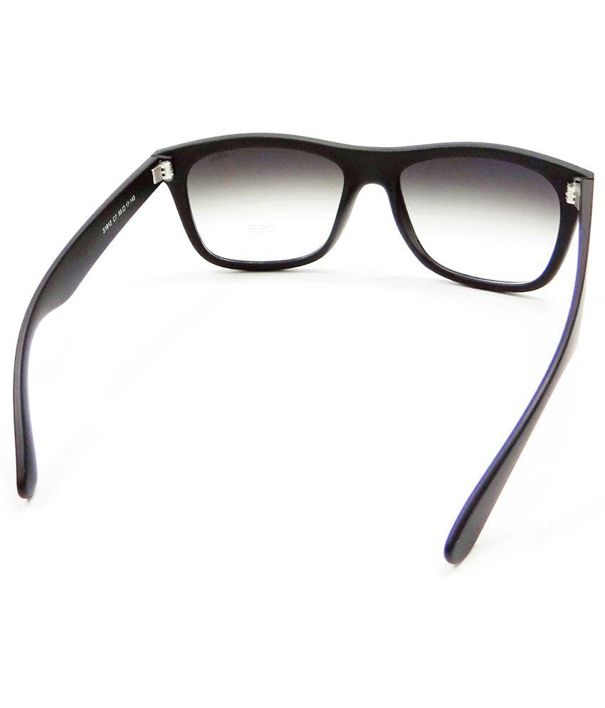mens wayfarer sunglasses vx9p  IDEE S1812-C7 Medium Men Wayfarer Sunglasses