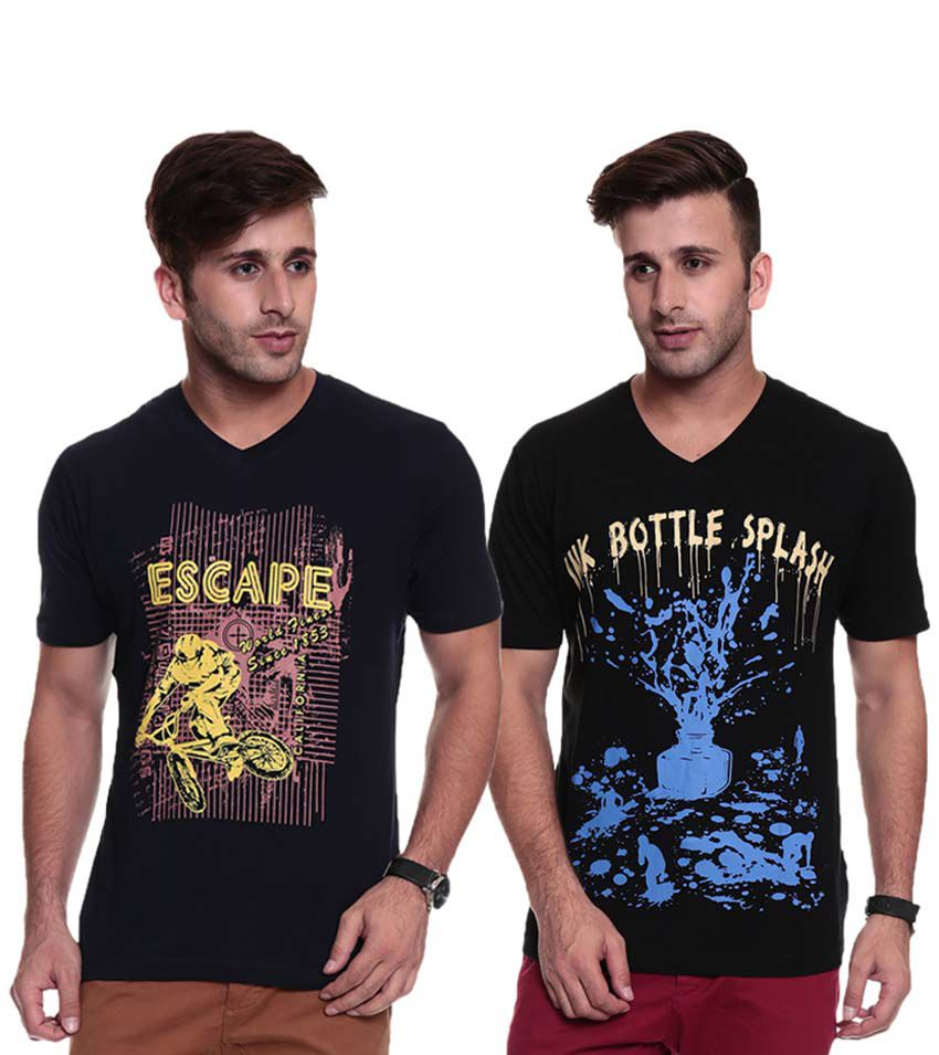 TSG Escape Multi Cotton  T-Shirt