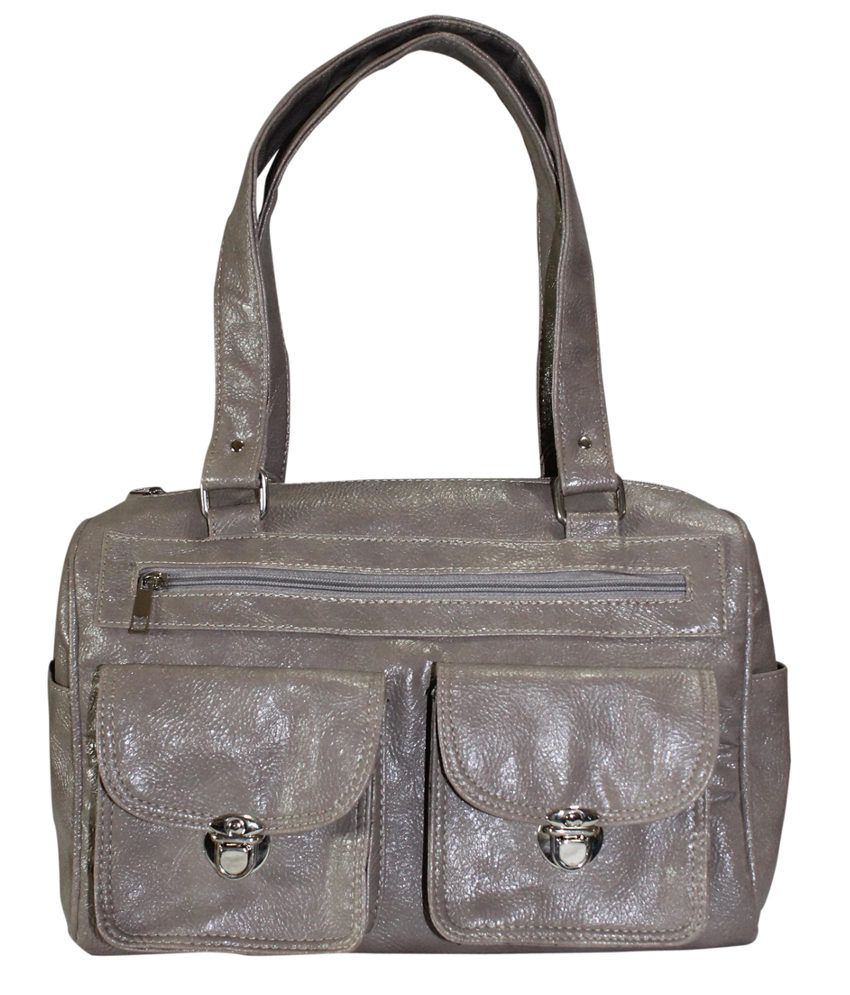 Moda Desire SP803 Gray Shoulder Bags