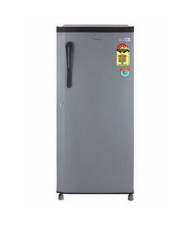 Kelvinator KSE204MS 190 Litres 4S Single Door Refrigerator