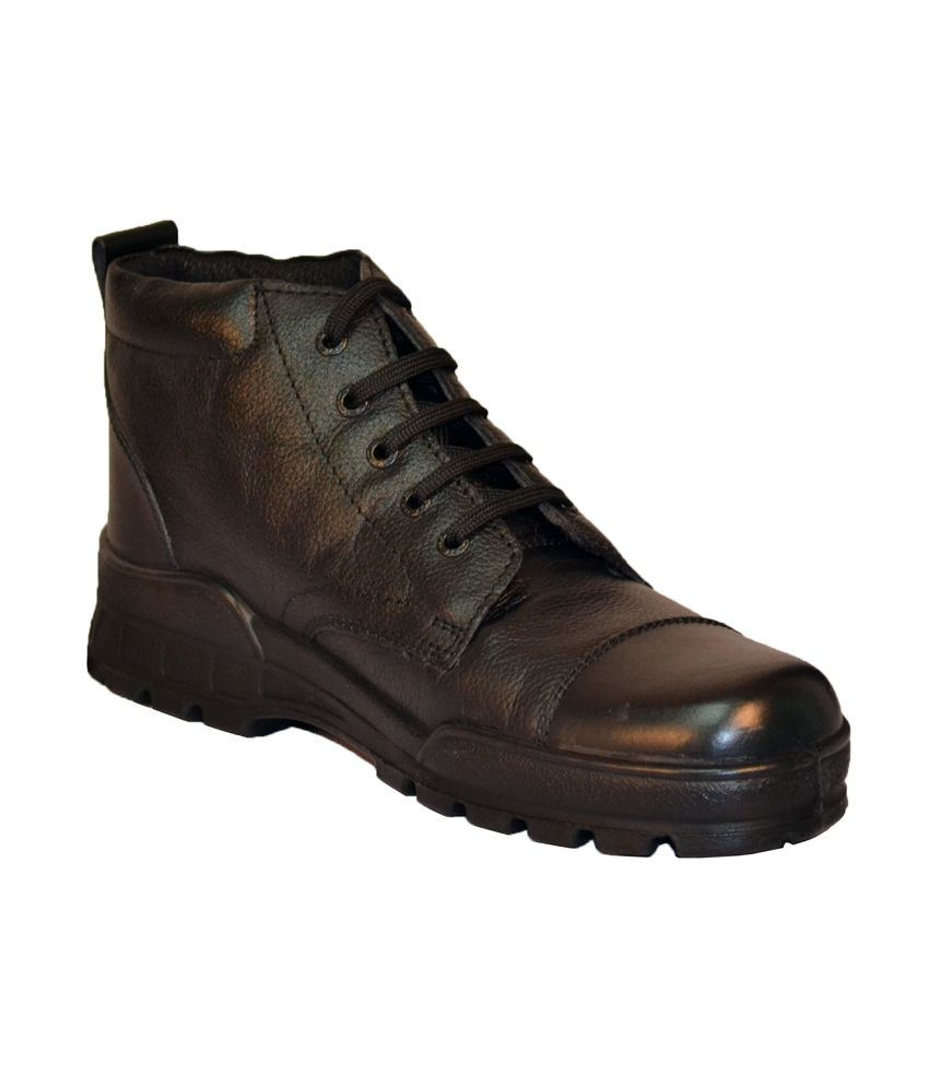 Tsf black leather boots price in india buy tsf black leather tsf black leather boots solutioingenieria Images