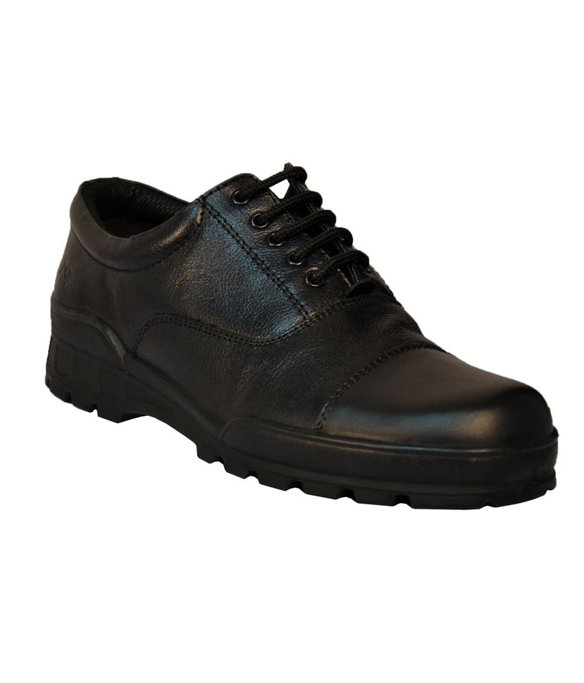 tsf black leather formal shoes price in india buy tsf