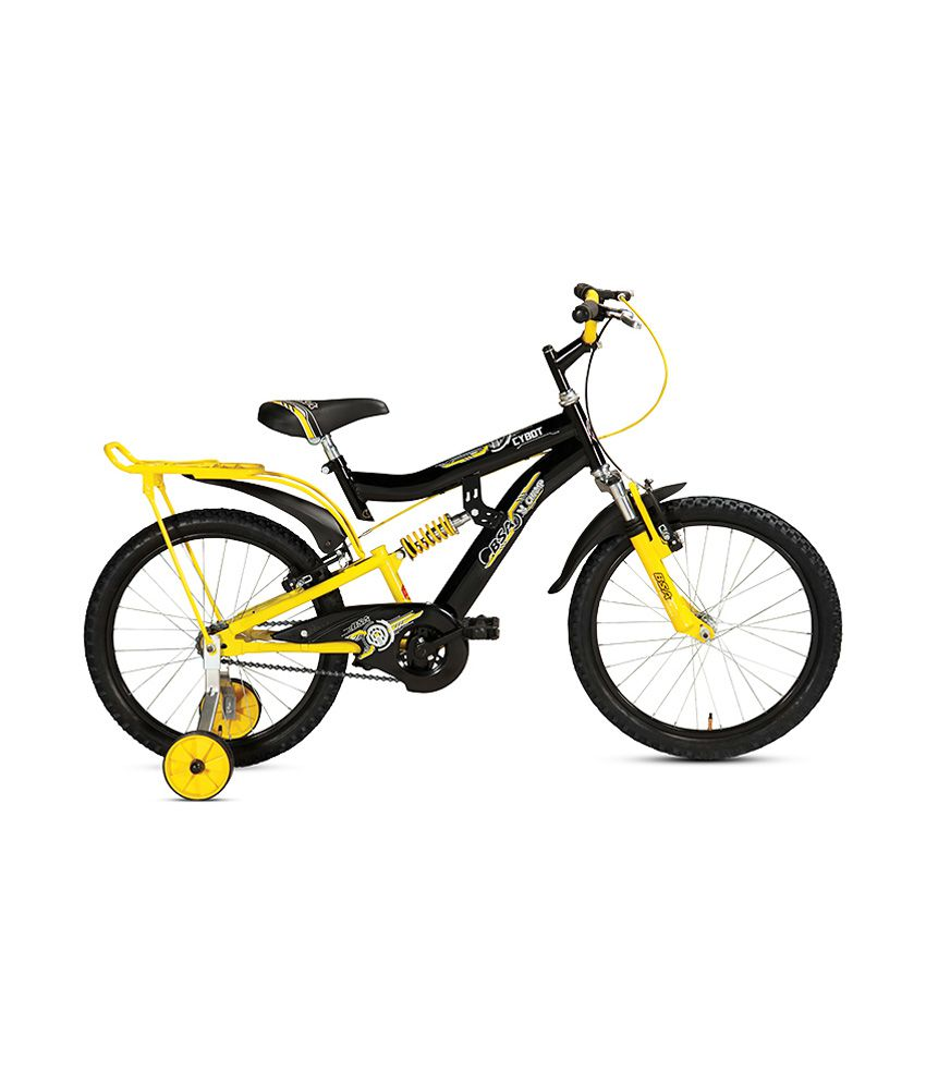 a0a22ed7efc Bsa Champ Cybot 20T Kids Cycle Bike Bicycle Kids Bicycle/Boys Bicycle/Girls  Bicycle: Buy Online at Best Price on Snapdeal
