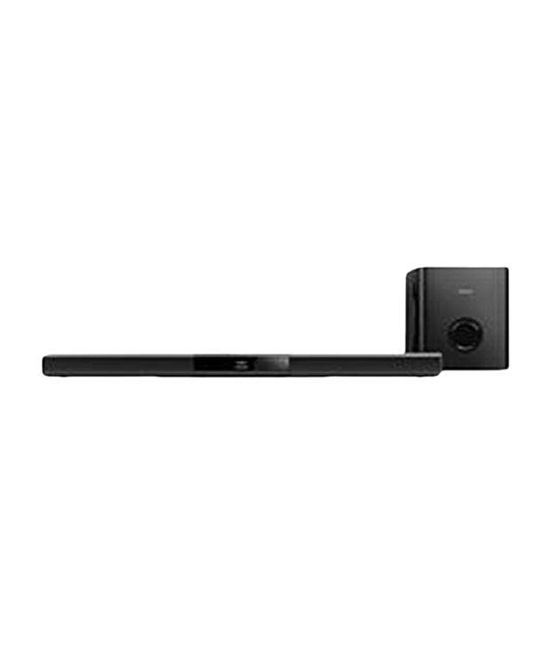 Philips HTL3140B 2.1 Channel Soundbar - Black