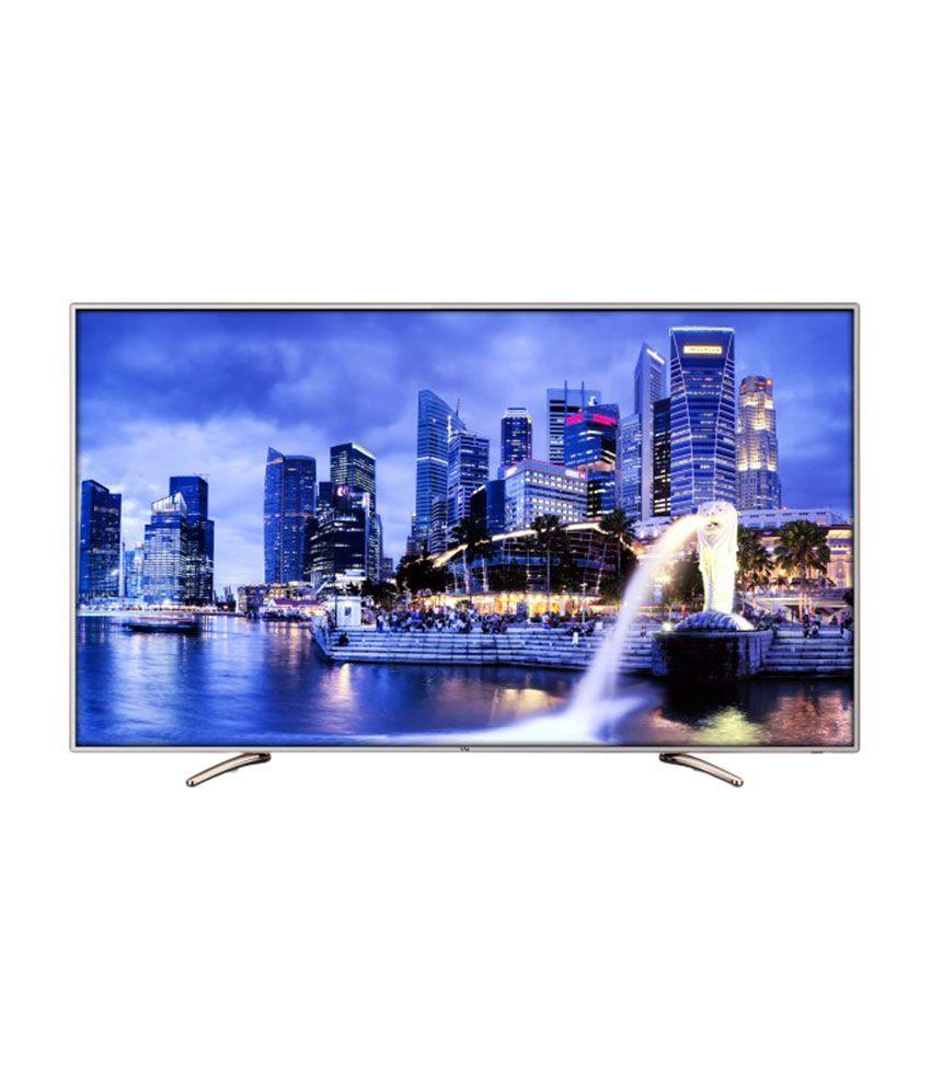 Vu LED85XT900 215.9 cm (85) 3D Smart 4K Ultra HD LED Television