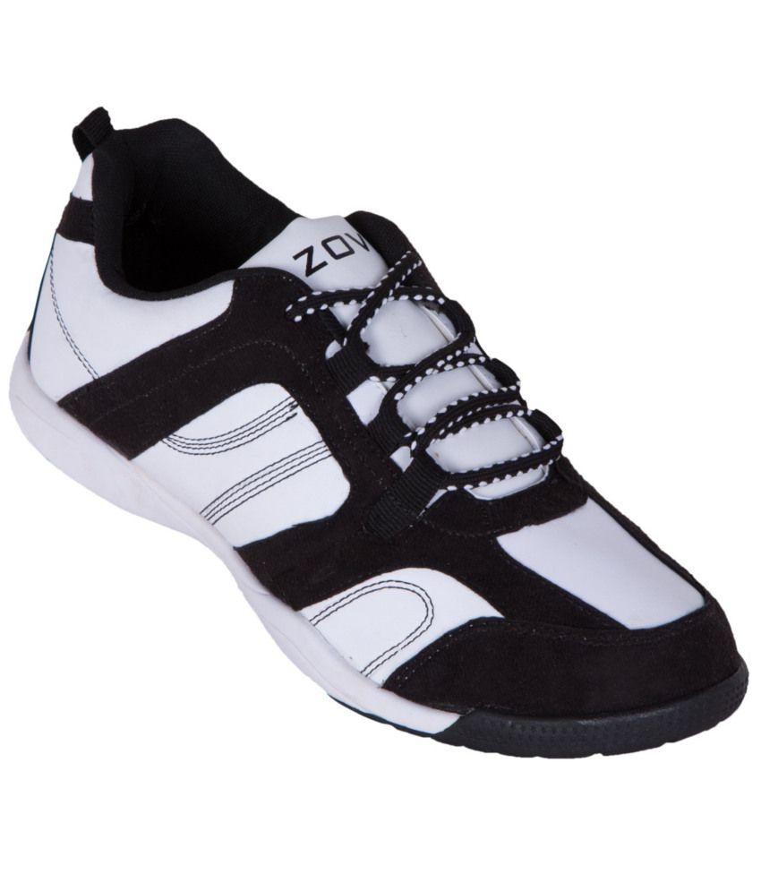 zovi black sport shoes price in india buy zovi black