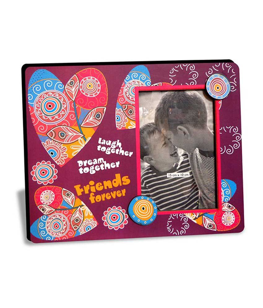 Archies Friends Forever Photo Frame (pack Of 2): Buy Archies Friends ...