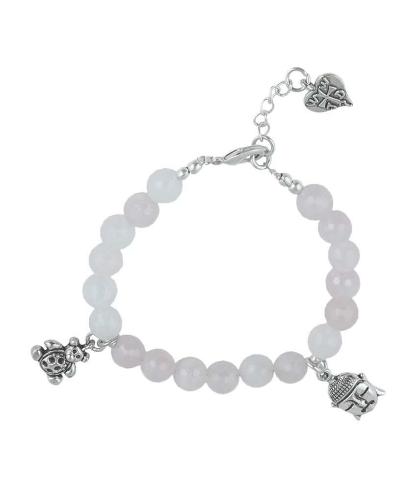 Pearlz Ocean Posseum Charm Bracelet