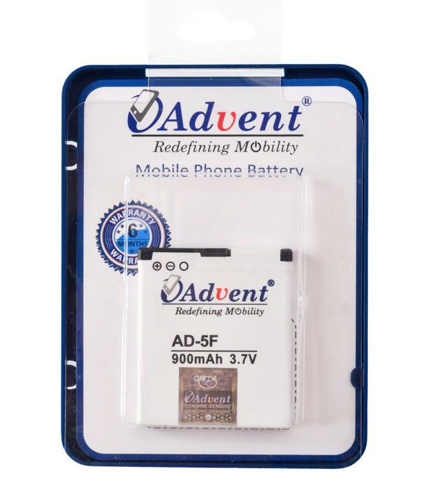 advent ad 5f mobile battery batteries online at low. Black Bedroom Furniture Sets. Home Design Ideas