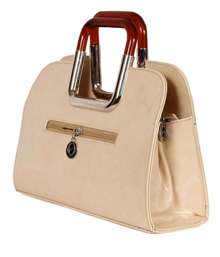 684c551d7e Essence Cream Sling Bag - Buy Essence Cream Sling Bag Online at Best ...