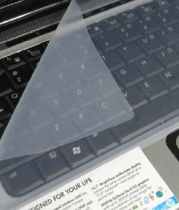 Saco Tear Proof Keyboard Skin Forsony Vaio Fit 15e Svf15413snb Laptop