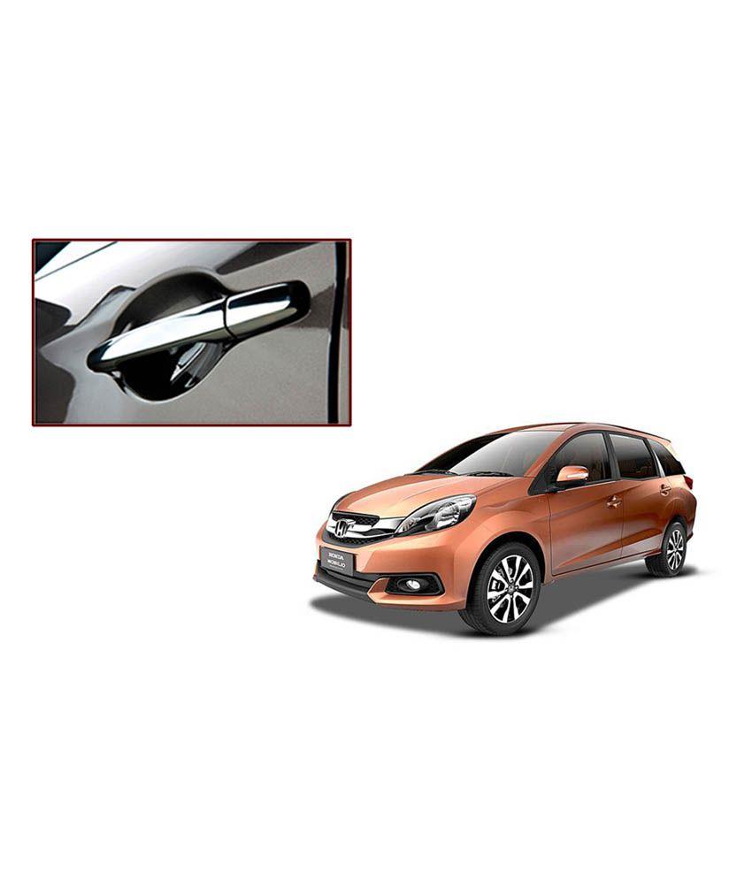 Shopper S Hub Chrome Door Handle Cover Honda Mobilio Set Of 4