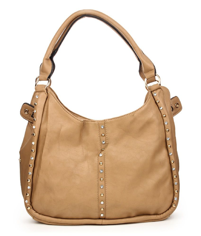 Do Bhai TWBR-029 Brown Shoulder Bags