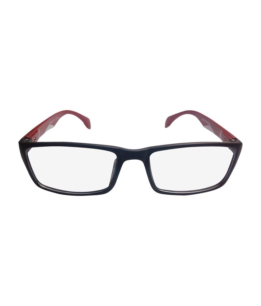 fb5b27c7db First Fashion Men Rectangle Eyeglasses - Buy First Fashion Men Rectangle Eyeglasses  Online at Low Price - Snapdeal