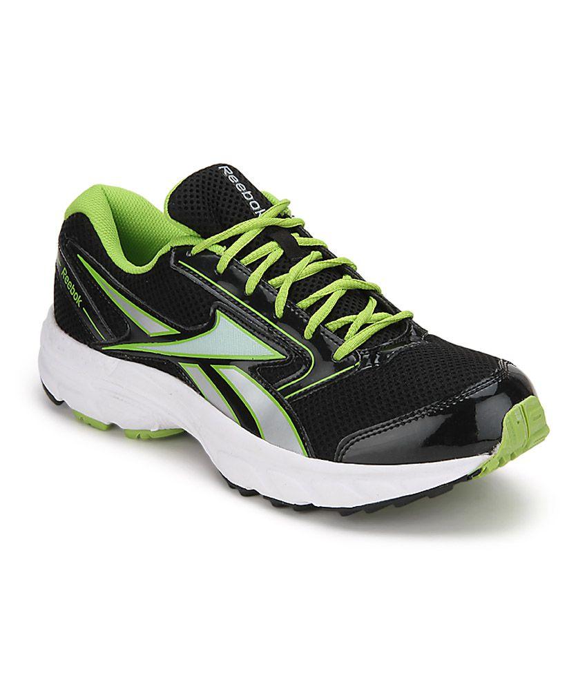 Reebok Speed Runner Lp Black Running