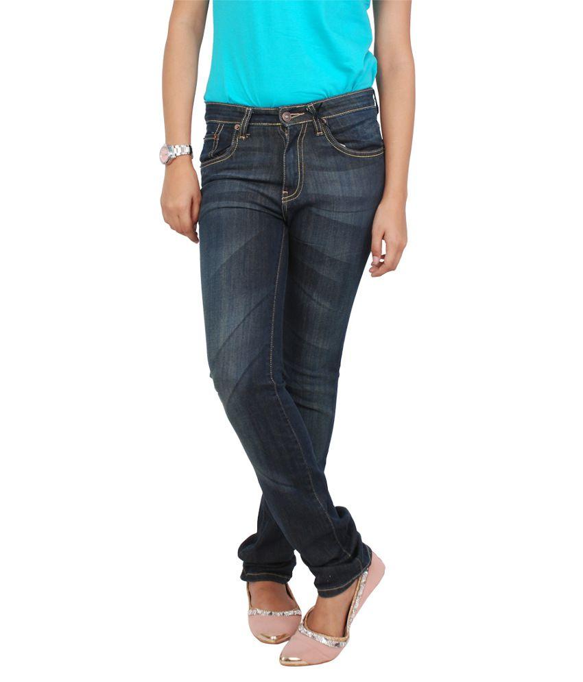 Pepe Blue Cotton Jeans