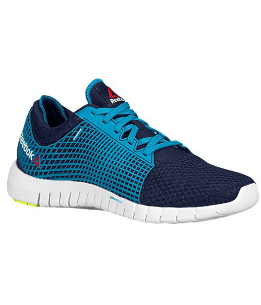 b331f7b7732f Reebok Blue Zquick Running Shoes - Buy Reebok Blue Zquick Running Shoes  Online at Best Prices in India on Snapdeal