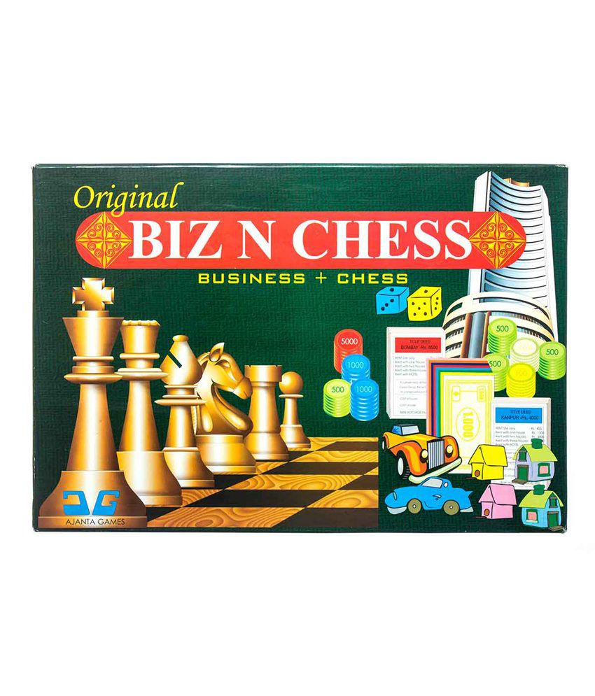 Olympia Business And Chess Game