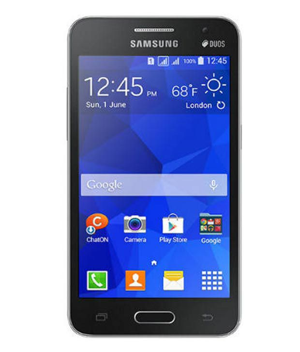Samsung Galaxy Core II Black