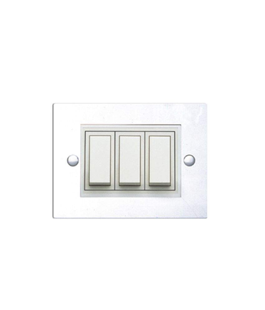 664f44c772d Buy Anchor Roma White Plastic Switches Online at Low Price in India -  Snapdeal