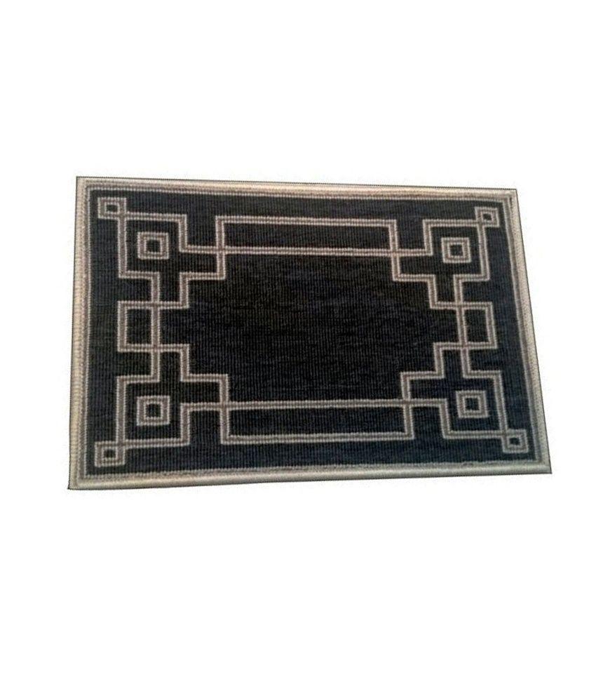 Jojo designs gray geometrical floor mat buy jojo designs for Floor mat design