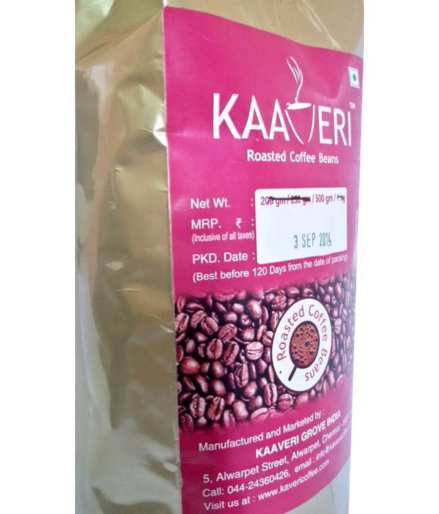 Kaaveri Coffee Beans
