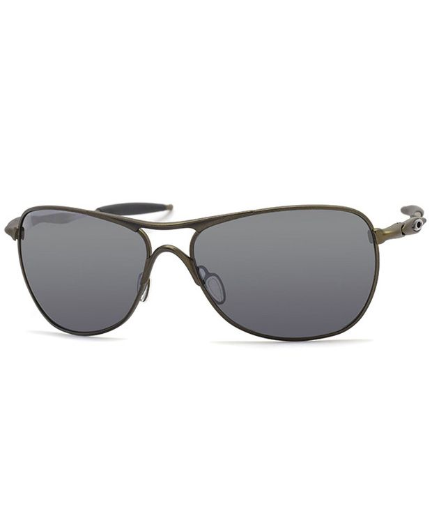 3361a9790e024 Oakley TI Crosshair OO 6014-02 Medium Sunglasses - Buy Oakley TI Crosshair  OO 6014-02 Medium Sunglasses Online at Low Price - Snapdeal
