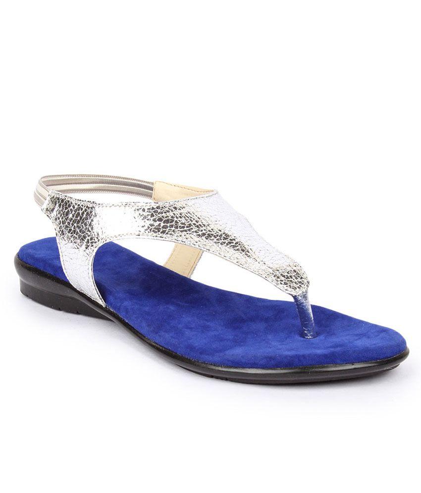 Anaya Blue Sandal