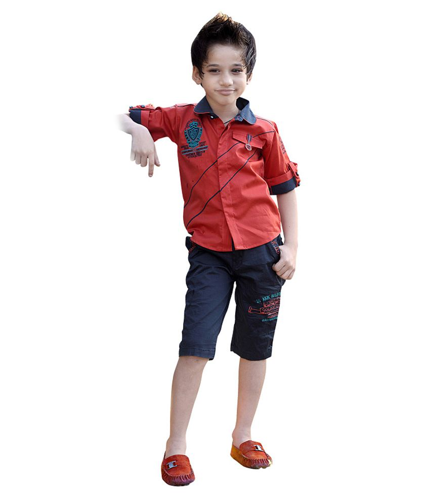 Attitude Kids Wear Hunk And Handsome - Buy Attitude Kids ...