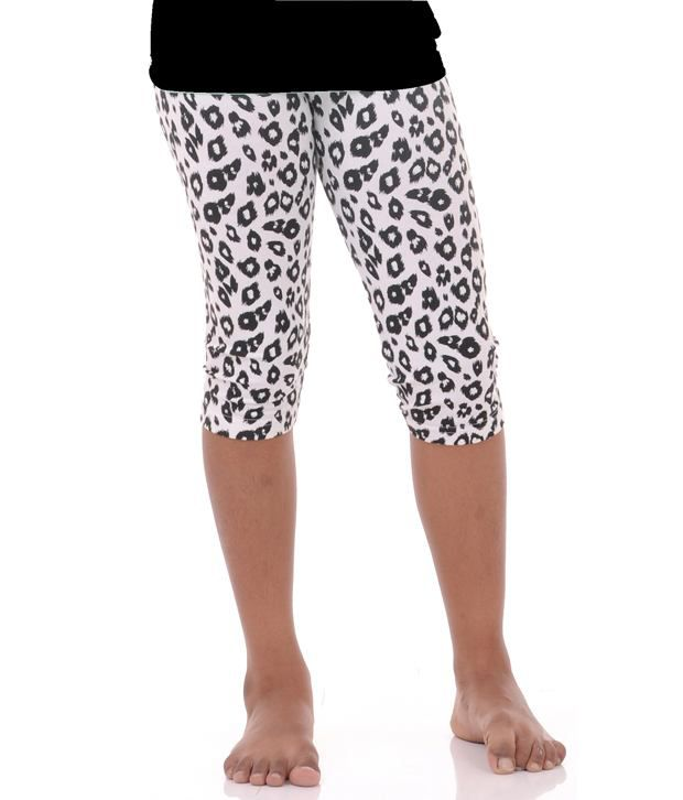 Bio Kid Multicolor Printed Leggings - Set Of 1 - Buy Bio Kid ...