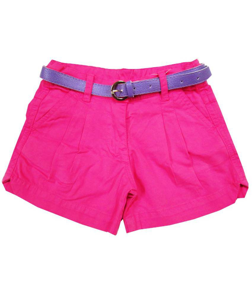 Catapult Girl's Pink Shorts