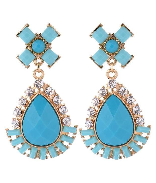 Cinderella Fashion Jewelry  Earrings
