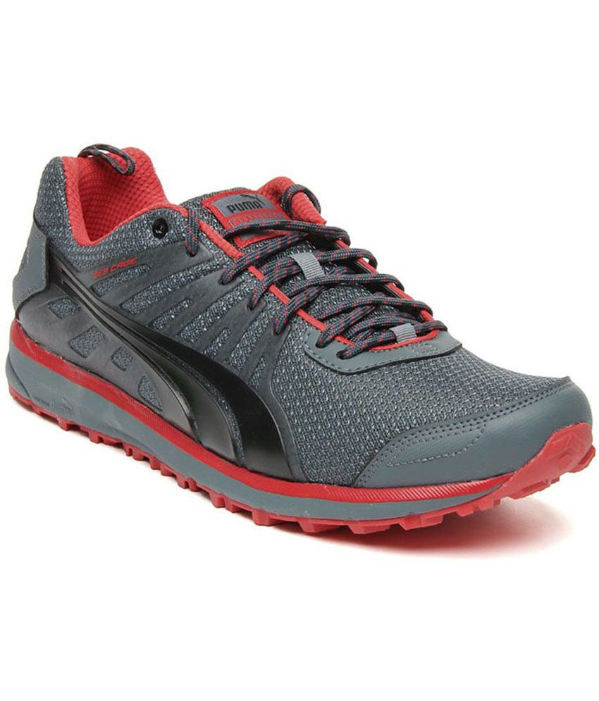 74731d27e227 Puma Faas 300 Tr Men s Sports Shoes - Gray And Red Colour - 18653001 - Buy  Puma Faas 300 Tr Men s Sports Shoes - Gray And Red Colour - 18653001 Online  at ...