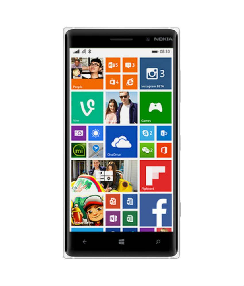 Nokia Lumia 830 16GB White