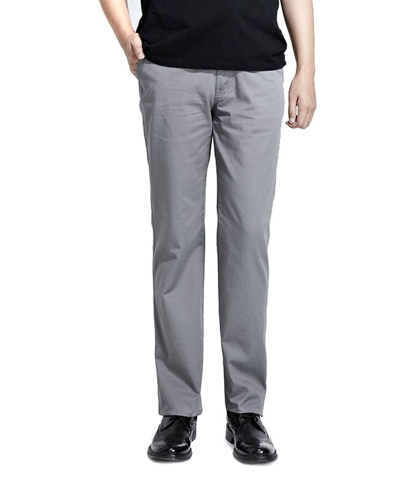 Alts Heavy Liza Finish Slim Fit Trouser