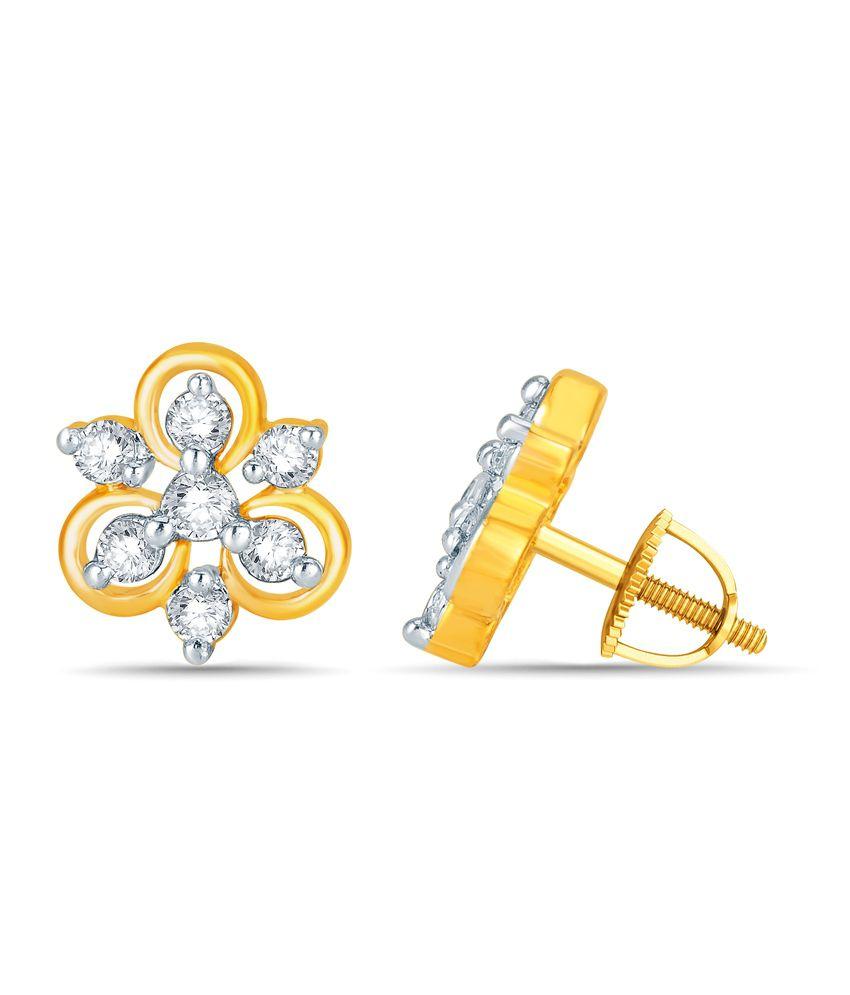 Mani Jewel 92.5Kt Silver  Divyagni   Earring