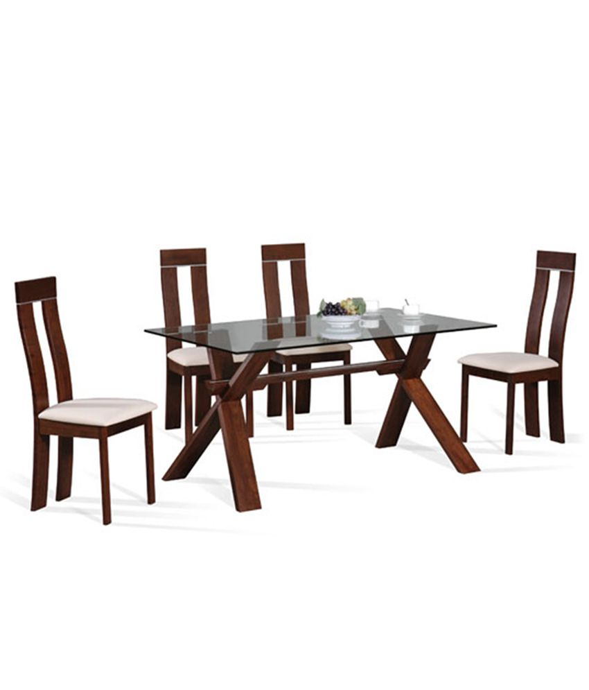 Poonam Furnitures Brown Wood amp Glass Made Dining Table  : Poonam Furnitures Brown Wood Glass SDL925326703 1 4baf6 from www.snapdeal.com size 850 x 995 jpeg 44kB